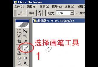 学习Photoshop笔刷安装的实用技巧