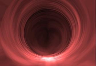 制作粉色时空隧道图片的PS滤镜教程