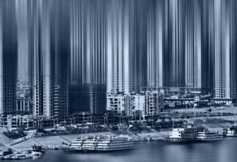 制作黑白城市艺术图片的PSu乐现金网网址教程