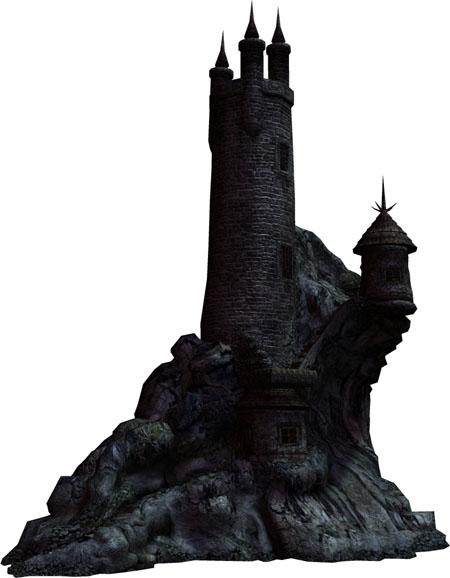 用PSu乐现金网注册童话故事中的黑夜恐怖城堡图片