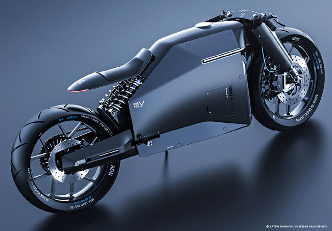 人见人爱的超酷的概念摩托车<a href=http://www.06ps.com/design/ target=_blank class=infotextkey>设计</a>案例