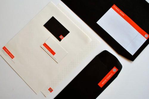 19个漂亮的信笺设计欣赏
