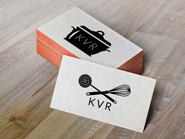 创意独特的餐饮行业名片设计欣赏