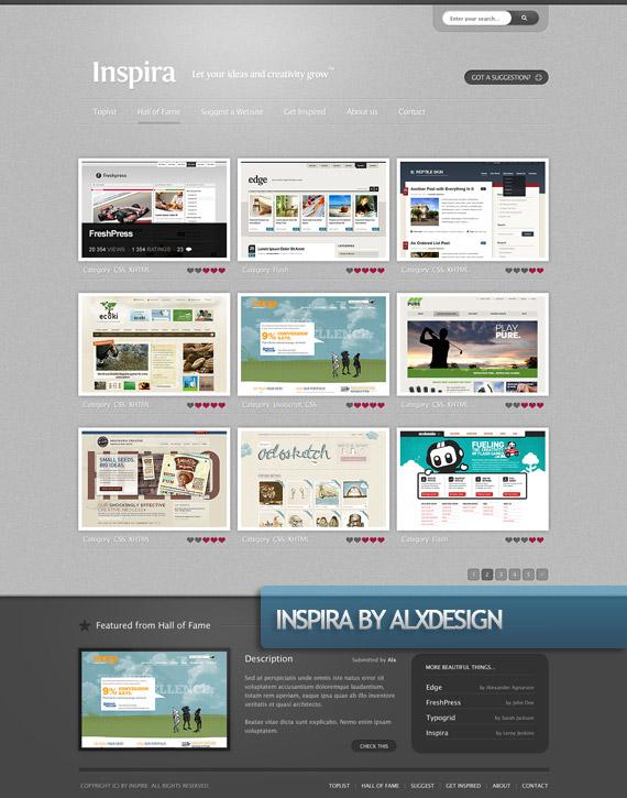 46个优秀网站布局设计欣赏