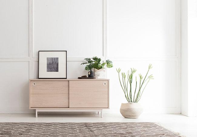 Farsa系列橡木家具设计欣赏