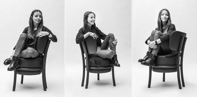 舒适的BB0 chair时尚座椅设计