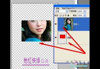 Photoshop初学者教程:剪贴蒙版运用详解